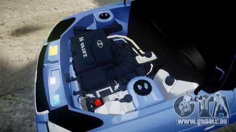 VAZ-2170 Priora runoff pour GTA 4 est un côté