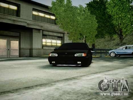 VAZ 2114 für GTA 4 Innenansicht