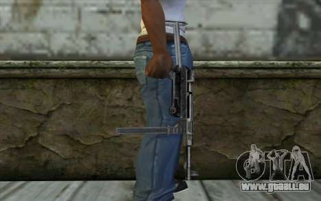 MP-40 from Day of Defeat für GTA San Andreas dritten Screenshot