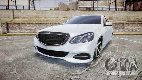 Mercedes-Benz E63 W213 AMG 2014 Vossen pour GTA 4