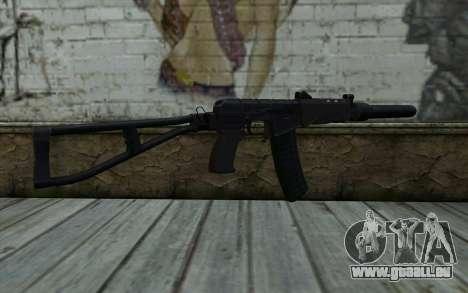 SR-3M Vortex v2 für GTA San Andreas zweiten Screenshot
