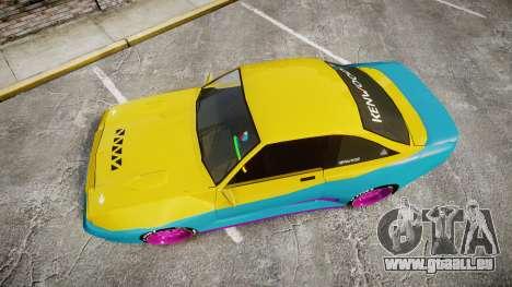Opel Manta B GTE für GTA 4 rechte Ansicht