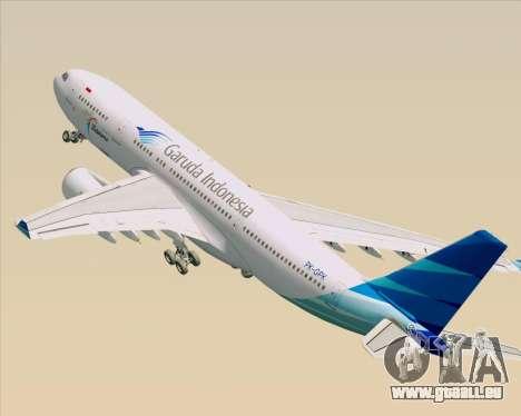 Airbus A330-243 Garuda Indonesia für GTA San Andreas