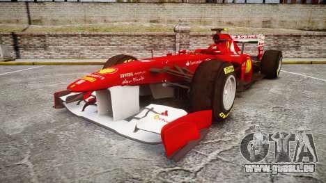 Ferrari 150 Italia Massa für GTA 4