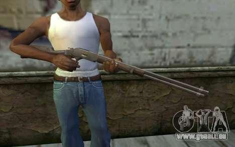 Winchester 1873 v3 für GTA San Andreas dritten Screenshot