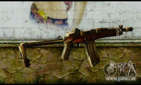 Ruger Mini-14 from Gotham City Impostors v1 für GTA San Andreas zweiten Screenshot