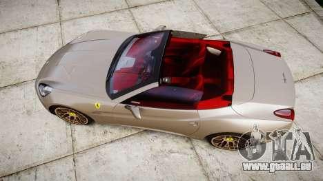 Ferrari California [EPM] pour GTA 4 est un droit