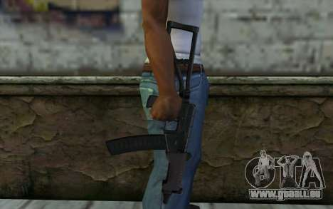 SR-3M Vortex-v1 für GTA San Andreas dritten Screenshot