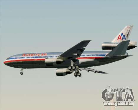 McDonnell Douglas DC-10-30 American Airlines für GTA San Andreas