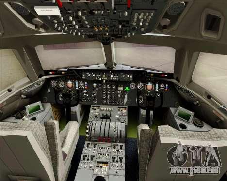 McDonnell Douglas DC-10-30 Iberia für GTA San Andreas Innen