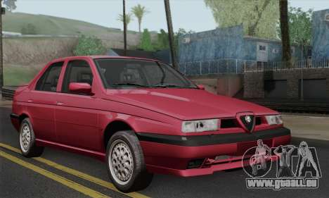 Alfa Romeo 155 Q4 1992 Stock für GTA San Andreas