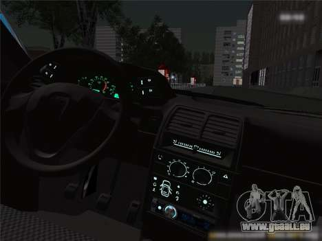 CES 2110 XN pour GTA San Andreas vue de droite