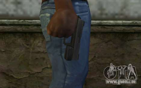 Pistol from Deadpool für GTA San Andreas dritten Screenshot