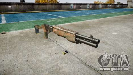 Ружье Franchi SPAS-12 Jungle pour GTA 4