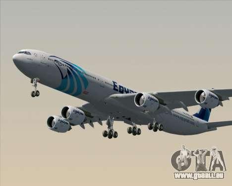 Airbus A340-600 EgyptAir für GTA San Andreas