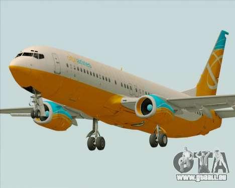Boeing 737-800 Orbit Airlines pour GTA San Andreas