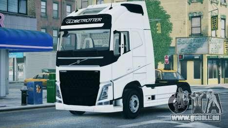 Volvo FH16 Truck pour GTA 4