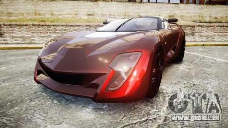 Bertone Mantide 2009 pour GTA 4