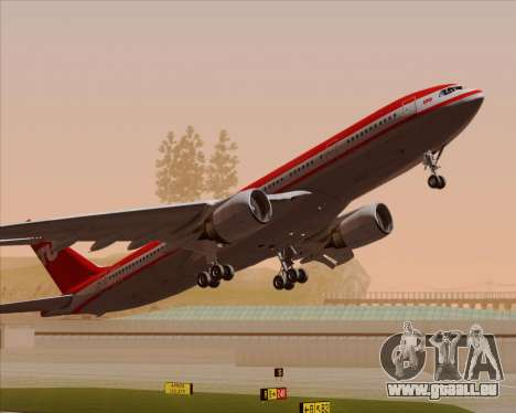 Airbus A330-200 LTU International pour GTA San Andreas