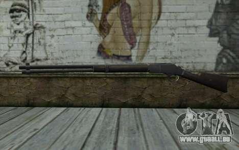 Winchester 1873 v3 für GTA San Andreas