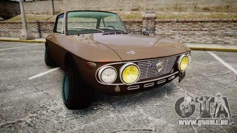 Lancia Fulvia HF (Camber) pour GTA 4