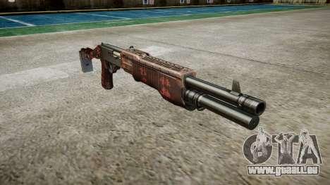 Ружье Franchi SPAS-12 l'Art de la Guerre pour GTA 4