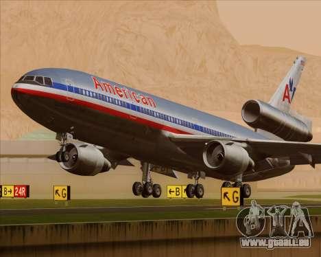 McDonnell Douglas DC-10-30 American Airlines für GTA San Andreas