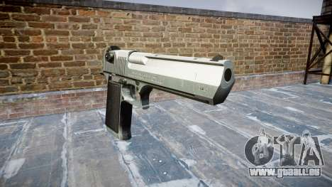 Пистолет IMI Desert Eagle Mk XIX Chrome pour GTA 4