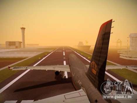 Airbus A321-232 Royal Jordanian Airlines für GTA San Andreas Motor