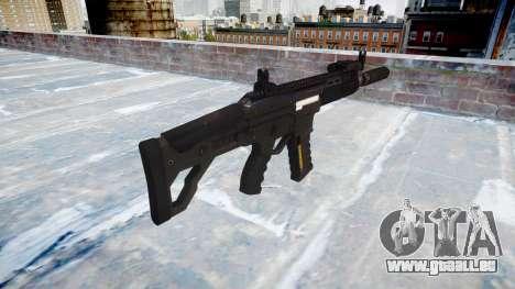 Maschine LK-05 Schalldämpfer icon1 für GTA 4 Sekunden Bildschirm