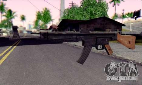 Maschine (Death to Spies 3) für GTA San Andreas