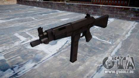 Pistolet Taurus MT-40 buttstock1 icon2 pour GTA 4