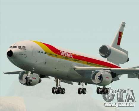 McDonnell Douglas DC-10-30 Iberia pour GTA San Andreas