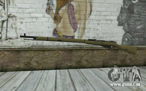 Die Gewehre Mosin-v3 für GTA San Andreas