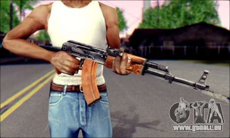 ACMs de ArmA 2 pour GTA San Andreas troisième écran
