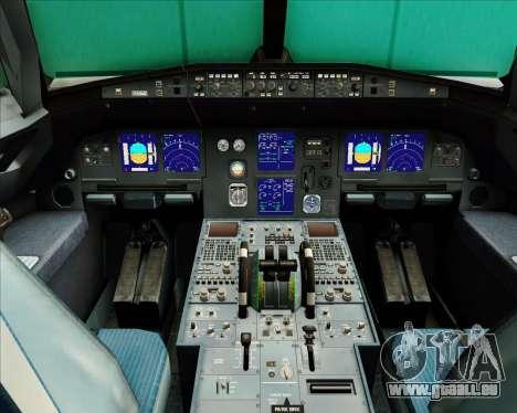 Airbus A321-200 Air Busan pour GTA San Andreas salon