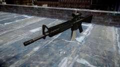 Fusil M16A4 ACOG cible