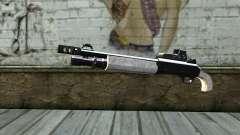 Silver Shotgun