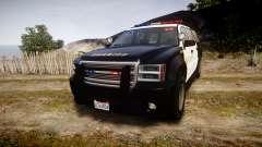 GTA V Declasse Granger LSS Black [ELS]