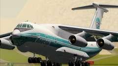 IL-76TD ALROSA