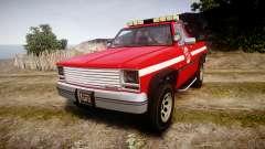 Declasse Rancher Towtruck [ELS] pour GTA 4