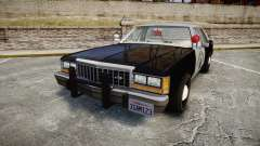 Ford LTD Crown Victoria 1987 Police CHP2 [ELS] pour GTA 4