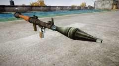 Ordinateur de poche grenade antichar (RPG)