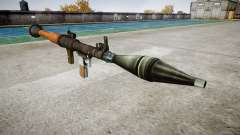 Handheld-Panzerabwehr-Granate (RPG)