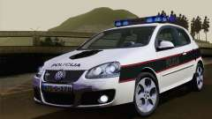 Volkswagen Golf 5 (ELM) pour GTA San Andreas