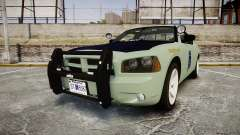 Dodge Charger 2010 Alabama State Troopers [ELS] pour GTA 4