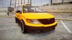 Schyster Cabby Taxi pour GTA 4