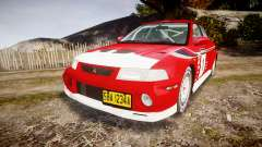 Mitsubishi Lancer Evolution VI 2000 Rally