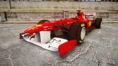 Ferrari 150 Italia Massa