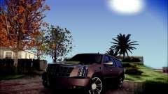 Cadillac Escalade Ninja pour GTA San Andreas